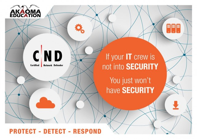Nouvelle formation sécurité informatique: CND Network Defender