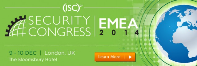ISC2 Security Congress Londres