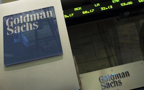 Encore un 'bug' à plus de 100 millions de dollars : Goldman Sachs