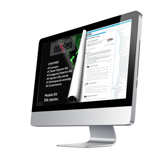 ceh v9 formation (gratuite) ebook + iso + outils + exercices
