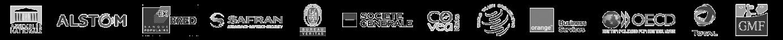 logos clients société AKAOMA